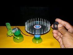 Free Energy Science Experiment Self Running Machine - YouTube