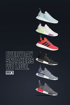Shop adidas Originals NMD Shoes at DICK'S Sporting Goods. Choose from Mens and Womens adidas NMD shoes in a wide range of colors. Find the lowest prices on adidas NMD with our Best Price Guarantee. Activities Near Me, Outdoor Activities For Adults, Adidas Shoes Nmd, Womens Nmd, Cheap Running Shoes, Rappelling, Latest Sneakers, Adventure Activities, Rock Climbing
