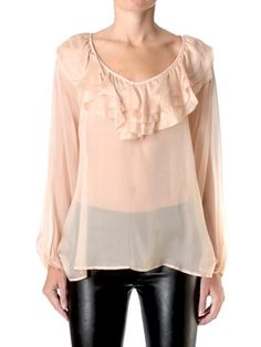 BECKLEY by Melissa - Ruffle Blouse   VAULT