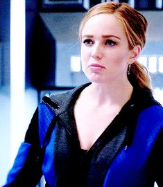 Sara Lance is over it #LegendsofTomorrow 1x12