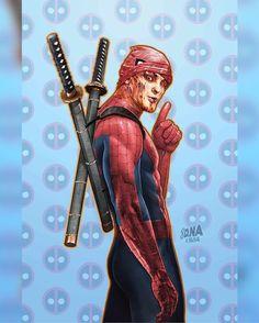 Spider-Pool Download images at nomoremutants-com.tumblr.com #marvelcomics #Comics #marvel #comicbooks #avengers #captainamericacivilwar #xmen #Spidermanhomecoming #captainamerica #ironman #thor #hulk #ironfist #spiderman #inhumans #civilwar #lukecage #infinitygauntlet #Logan #X23 #guardiansofthegalaxy #deadpool #wolverine #drstrange #infinitywar #thanos #gotg #RocketRaccoon #venom #nomoreinhumans http://ift.tt/2gglgxz