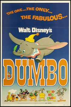 Ooh, ooh, ooh, baby of mine, baby of mine.  Dumbo is one of my favorite Disney movies.  Happy Mother's Day.