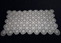 Serweta biała koronkowa.  Przed dokonaniem kupna proszę o zapytanie czy produkt jest dostępny.