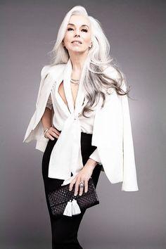 5 mulheres que provam que estilo não tem idade