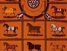 hermes:  AU PAS Couvertures et tenues de jour www.hermes.com