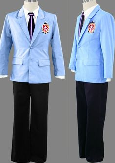 Ouran High School Host Club Cosplay Costume Suit by summerdreammm