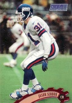 1997 Stadium  Jason Sehorn