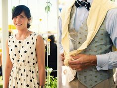 Cute polka dot dress (http://fromme-toyou.tumblr.com/)