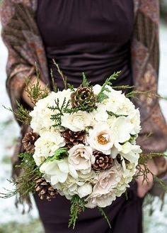 10 Ideas For A Winter Wonderland Wedding                                                                                                                                                                                 More