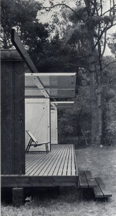 Wilhelm Wohlert | Pavilion Niels Bohr