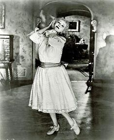 """Bette Davis in """"What Ever Happened to Baby Jane?"""""""