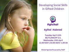 Developing Social Skills in Gifted Children