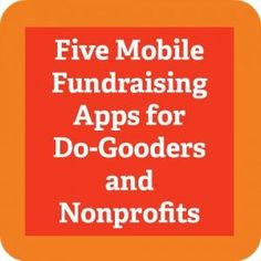 5 Mobile Fundraising Apps for Do-Gooders and Nonprofits – Fundraiser Help 5 Mobile Fundraising Apps for Do-Gooders and Nonprofits 5 Mobile Fundraising Apps for Do-Gooders and Nonprofits Nonprofit Fundraising, Fundraising Events, Fundraising Ideas, Grant Writing, Community Foundation, School Fundraisers, Little Doll, Non Profit, A Team