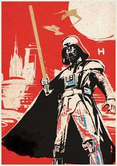 Vintage Vader