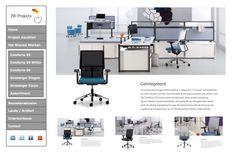Bureaustoel Comforto systeem 62