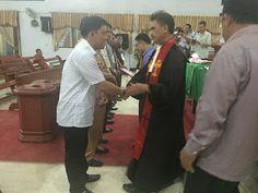 Ketua DPRD Bolmong Terpilih Jadi Ketua PKB - TELEGRAF NEWS