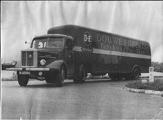 Douwe Egberts vrachtwagen