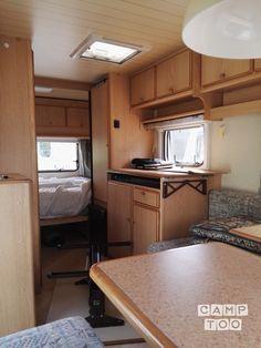 Huur deze KNAUS 8504 caravan via Camptoo