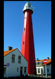 Lighthouse of Scheveningen - Scheveningen, Zuid Holland