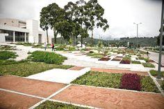 Arquitectura y Paisaje: espacios verdes colectivos para fomentar la lectura en Bogotá por Diana Wiesner
