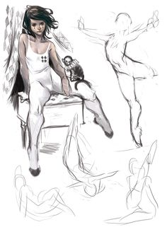 Ballerina by TorqueArtStudio.deviantart.com on @deviantART