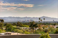 Downtown City Views from this paradise valley bank owned bargain.