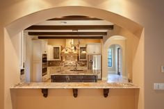 3 Well Clever Tips: False Ceiling Design Awesome false ceiling entrance lobby.False Ceiling Hdb Home Decor. Mediterranean Style Kitchens, Mediterranean Home Decor, Tuscan Kitchens, White Kitchens, False Ceiling Design, Breakfast Bar Small Kitchen, Eat Breakfast, Style Toscan, False Ceiling Living Room