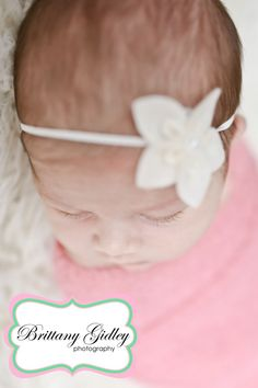 Newborn Baby Photos | Brittany Gidley Photography LLC