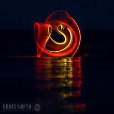 LIQUID LIGHT by Denis Smith