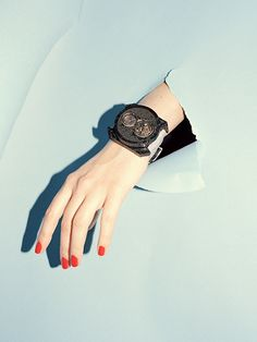 a watch I wouldn't mind wearing | CHARLOTTE AUDREY OWEN-MEEHAN tumblr