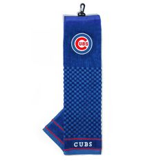 Team MLB Chicago Cubs Embroidered Golf Towel