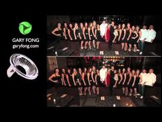 Shooting a Group Photo - On Camera Flash  #gary fong