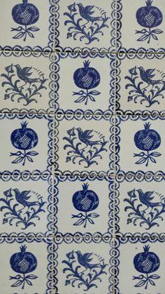 Tiles in Granada