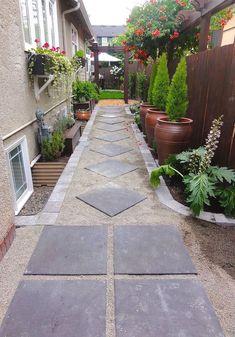 awesome 53 Beautiful Garden Path Walkways Ideas  https://decoralink.com/2017/12/22/53-beautiful-garden-path-walkways-ideas/