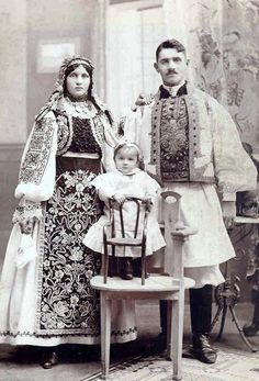 Banat region of #Romania #RomanianTraditionalCostumes