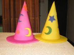 Resultado de imagen para sombreros locos para niños+moldes Crazy Hats, Decor, Decoration, Decorating, Deco