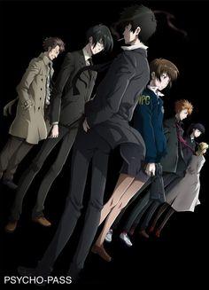 Psycho-Pass VOSTFR BLURAY - Animes-Mangas-DDL.com