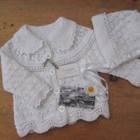 https://folksy.com/items/5669631-Heirloom-Baby-Jacket-and-Hat