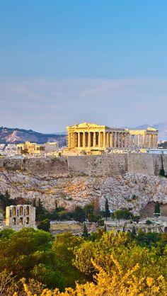 Magnificent Acropolis , Greece