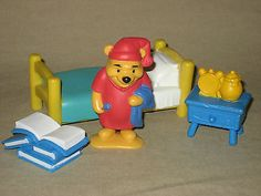 Mattel Disney Winnie the Pooh Bedtime with Pooh Play Set