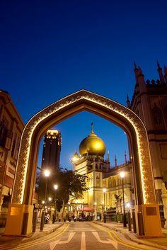 Sultan Mosque (Singapore).