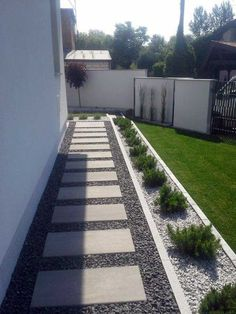 Small Front Yard Landscaping, Backyard Patio Designs, Modern Landscaping, Backyard Ideas, Backyard Pools, Landscaping Ideas, Fence Ideas, Backyard Projects, Porch Ideas
