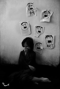 Emotional Photography, Conceptual Photography, Dark Photography, Girl Photography Poses, Artistic Photography, Creative Photography, Black And White Photography, Children Photography, Amazing Photography