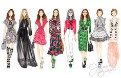 Fashion Month Recap Part 2, SS16 -- Joanna Baker