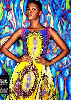 An Iconic Invanity dress. African Inspired Fashion, African Print Fashion, African Prints, African Love, Altering Clothes, Madame, Swagg, Fashion Pictures, Refashion