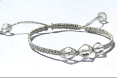 Macrame Madagascar bracelet