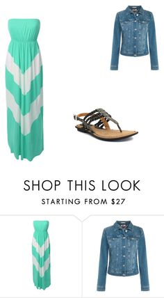 """""""Emily look"""" by pandas777 on Polyvore featuring LE3NO, Tommy Hilfiger and b.o.c. Børn Concept"""