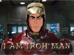 Legend of Korra - I am Iroh Man!!! by yourparodies.deviantart.com