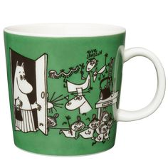 Moomin Mugs from Arabia – A Complete Overview Tove Jansson, Moomin Mugs, Tableware, Troll, Cupboard, Decorating, Kitchen, Lilac, Pictures