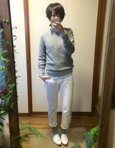 12月30日 カーゴパンツのスモーキーカラーCDで大掃除!!